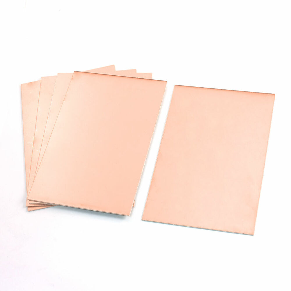 how to make copper clad board