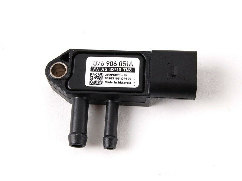 new oem genuine dpf exhaust pressure sensor audi a3 a4. Black Bedroom Furniture Sets. Home Design Ideas