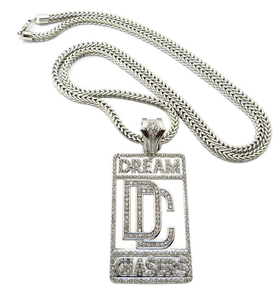 Iced Out Mens Necklace