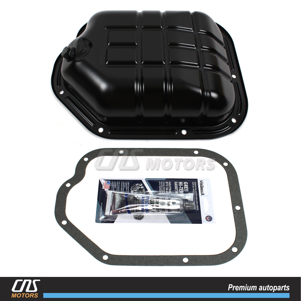 Engine oil pan fits 07 14 nissan altima murano quest 3 5l for Nissan versa motor oil