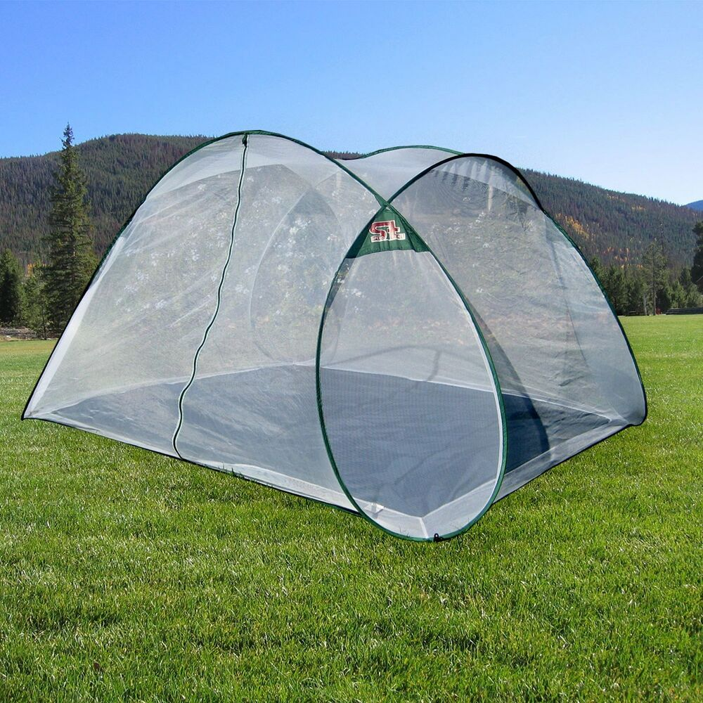 Portable Mosquito Netting : Portable foldable insect protection anti bug person