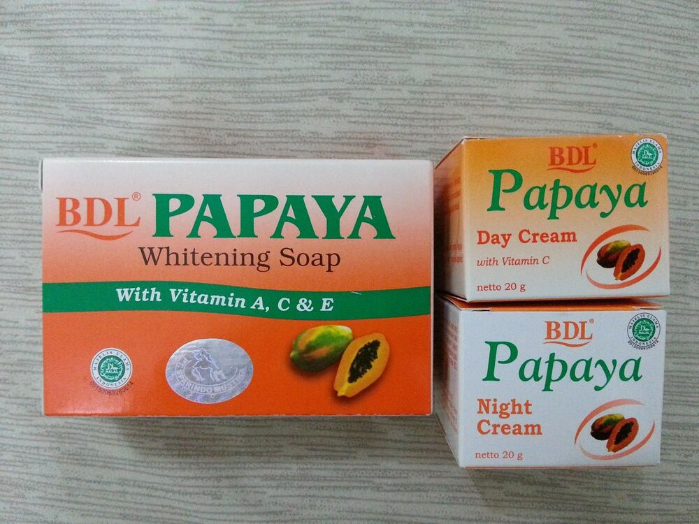 Product Review: Glupa Glutathione+Papaya Soap