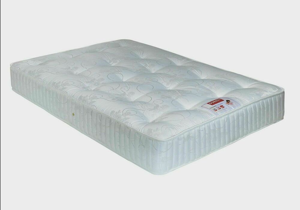 Exclusive bed world 1500 pocket sprung mattress 3ft for Exclusive beds