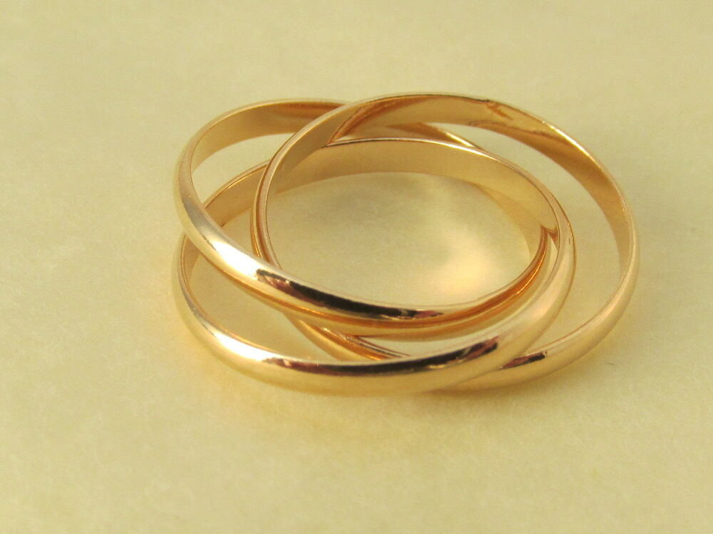 Russian Wedding Ring