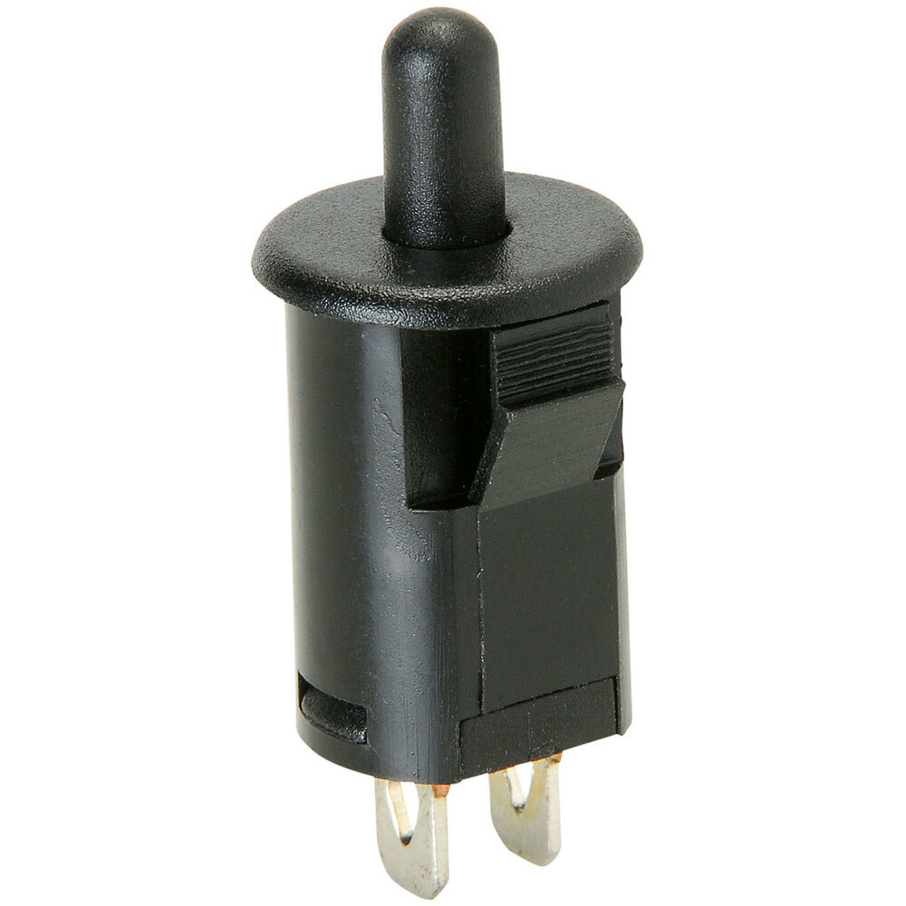 Momentary N O Snap Mount Push Button Switch Ebay