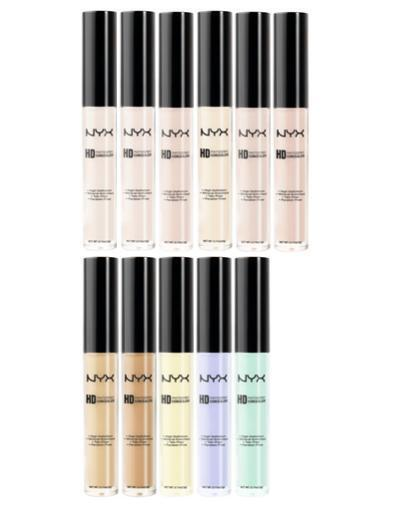 Nyx hd concealer wand cw pick any 1 color ebay - Nyx concealer wand light ...