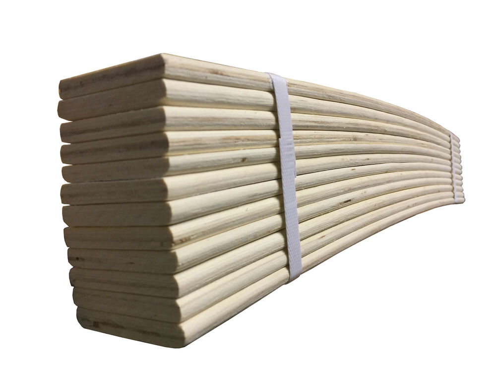Replacement Wood King Bed Slats