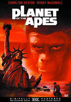 Planet of the Apes (DVD, 2006, Single Disc Version; Widescreen)