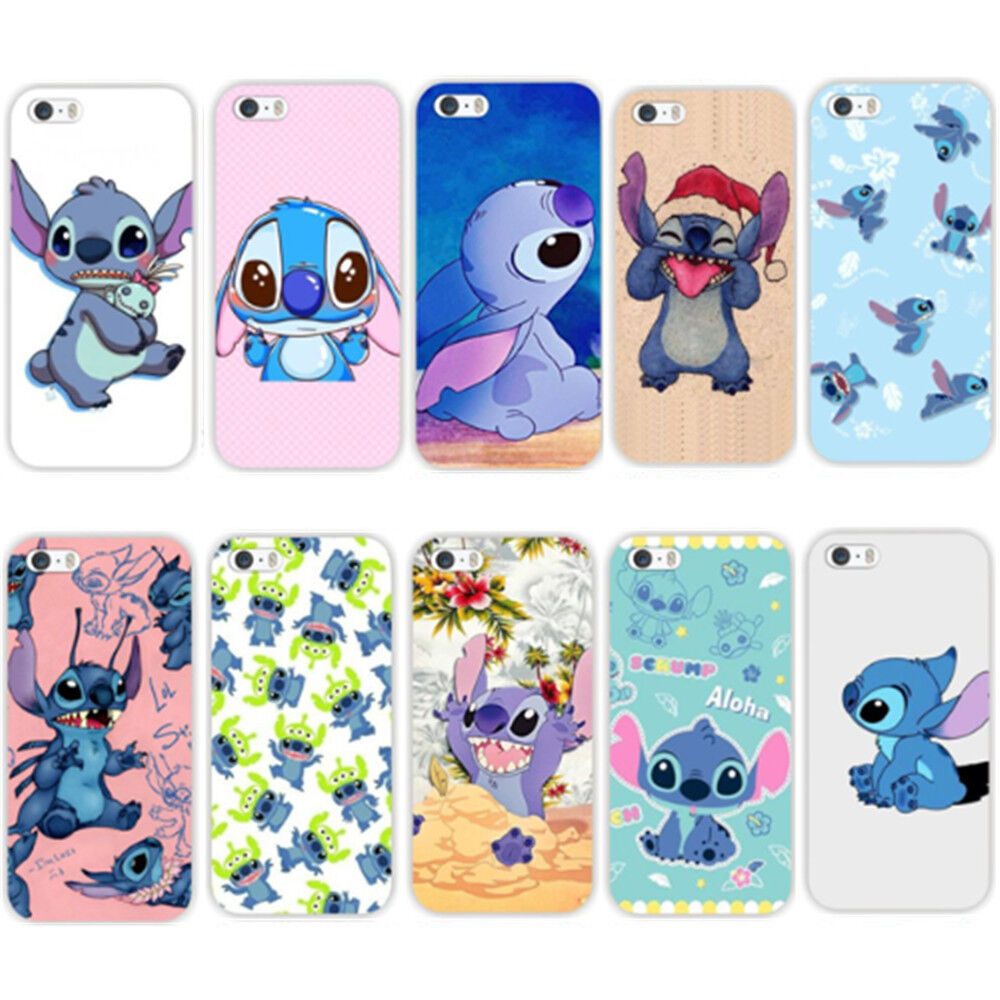 stitch phone case iphone 5s various stitch pattern cover for 7987