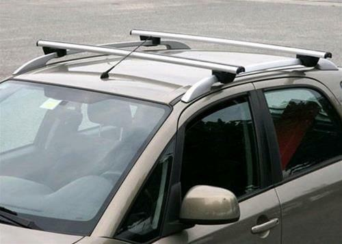 roof bars aerobridge prealpina ford kuga from 2013 with railing ebay. Black Bedroom Furniture Sets. Home Design Ideas