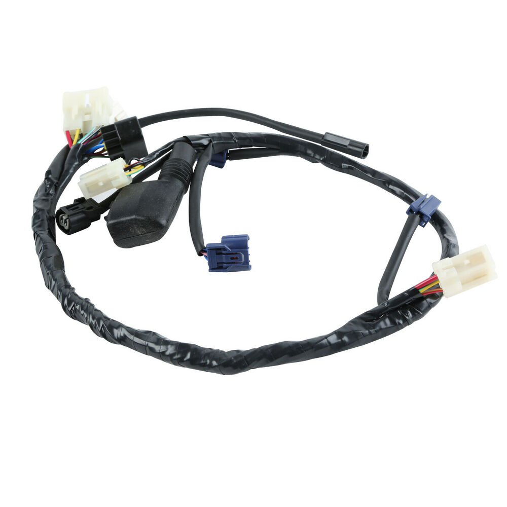 Headlight Lamp Gauge Sub Harness Wire For Suzuki Gsxr 600