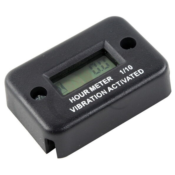 Honda Atv Hour Meter : Motorcycle tach vibration activated hour meter for atv