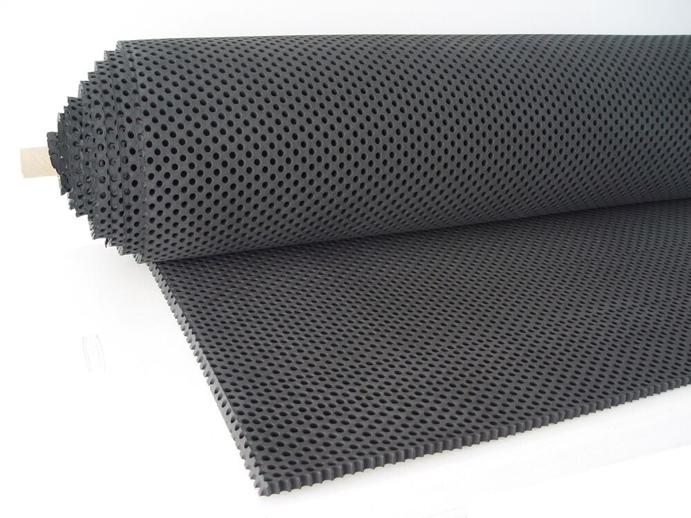 Perforated Neoprene Sheet Airflo 174 Rubber Sheet 10mm Size