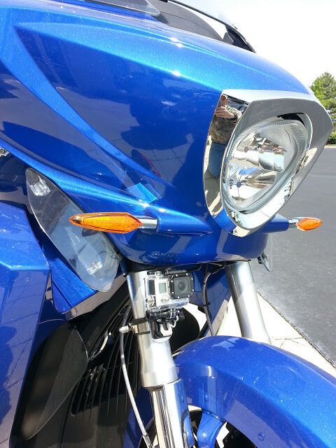 Motorcycle Gopro Camera Mount Fits Victory And Triumph