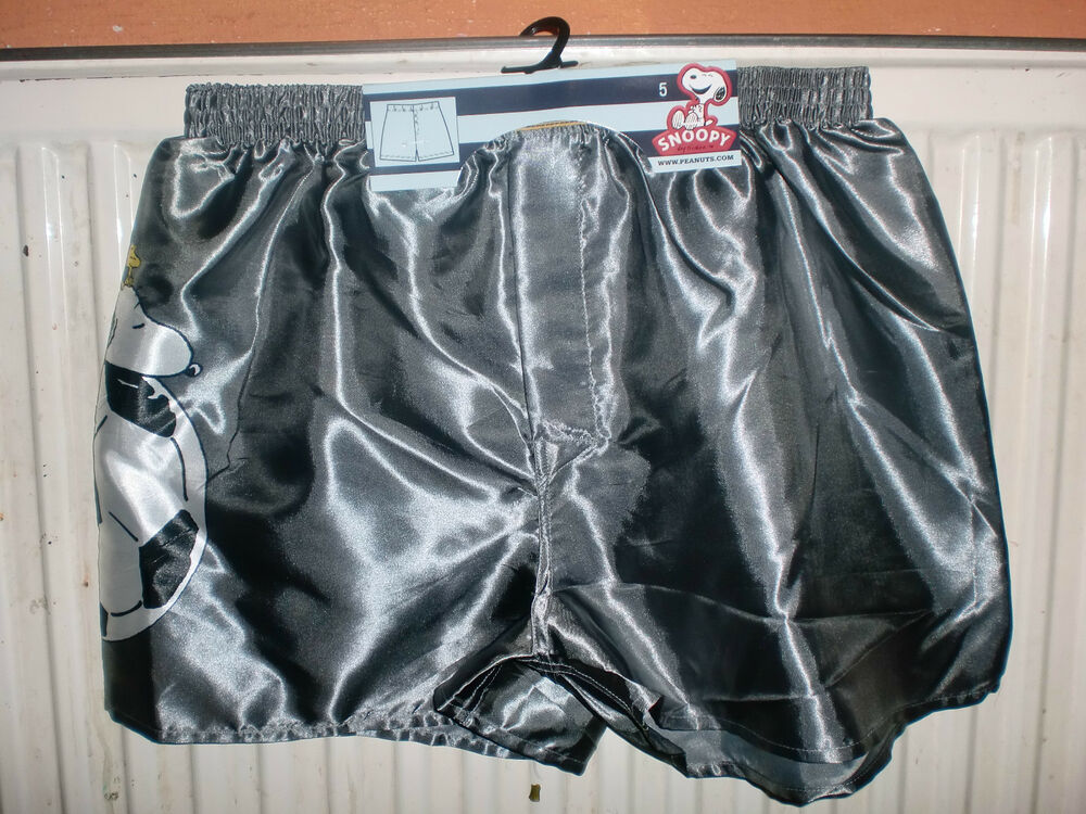 snoopy herren boxershort slip pants short shorty gr 5 6 7. Black Bedroom Furniture Sets. Home Design Ideas