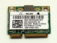 DELL STUDIO 1535 1536 1537 1555 WIRELESS WIFI CARD DW1397 KW770 BCM94312HMG G33