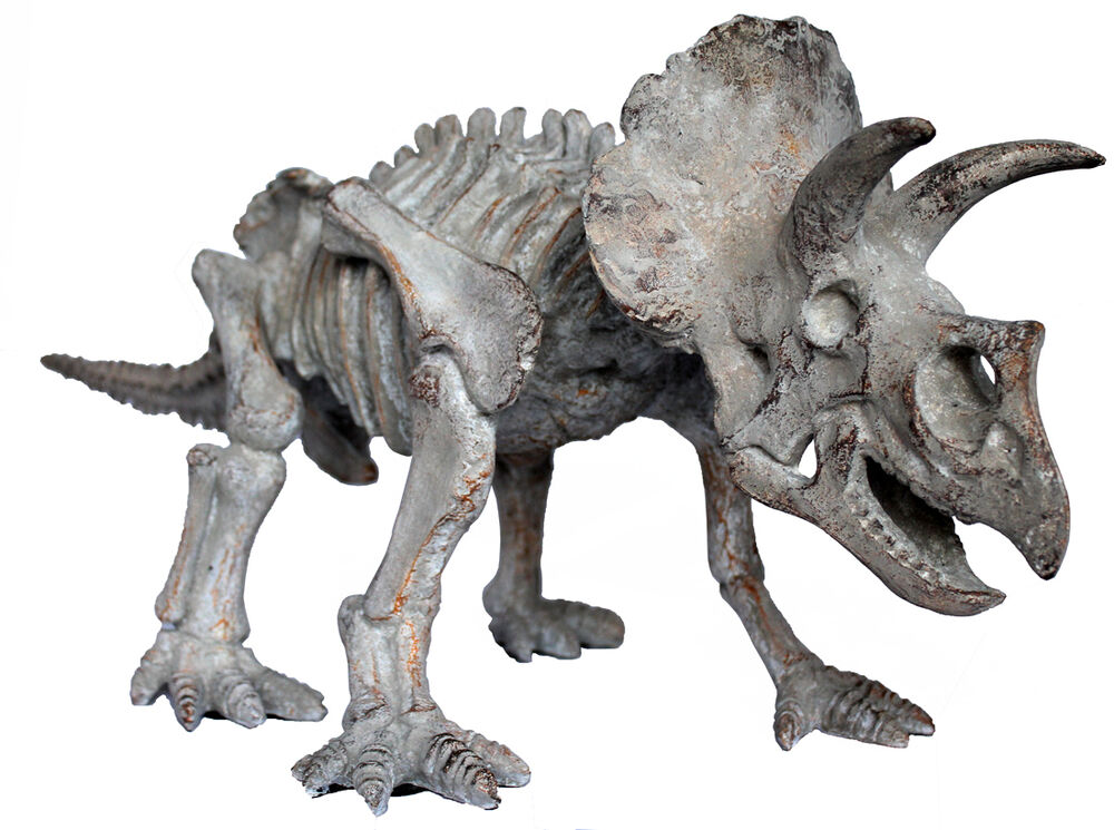 """MANNY MAMMOTH STONE SCULPTURE MODEL 28"""" LONG ALSO T-REX ..."""