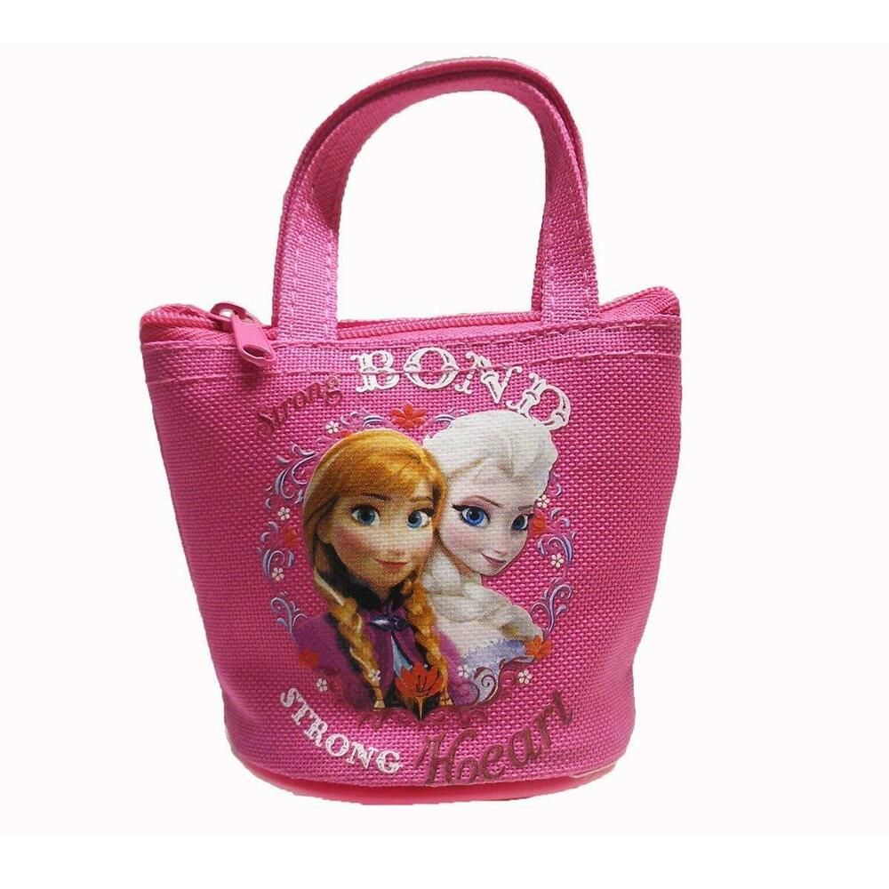 Gift Bag Toys : New disney frozen elsa mini coin purse wallet change bag