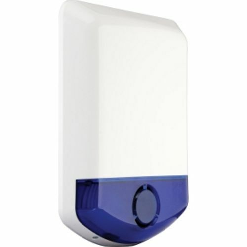 DIGITAL SECURITY CONTROLS DSC WT4911B INDOOR OUTDOOR SIREN ...