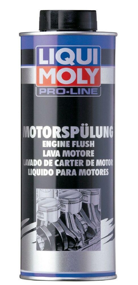 liqui moly pro line petrol and diesel engine flush 500ml. Black Bedroom Furniture Sets. Home Design Ideas