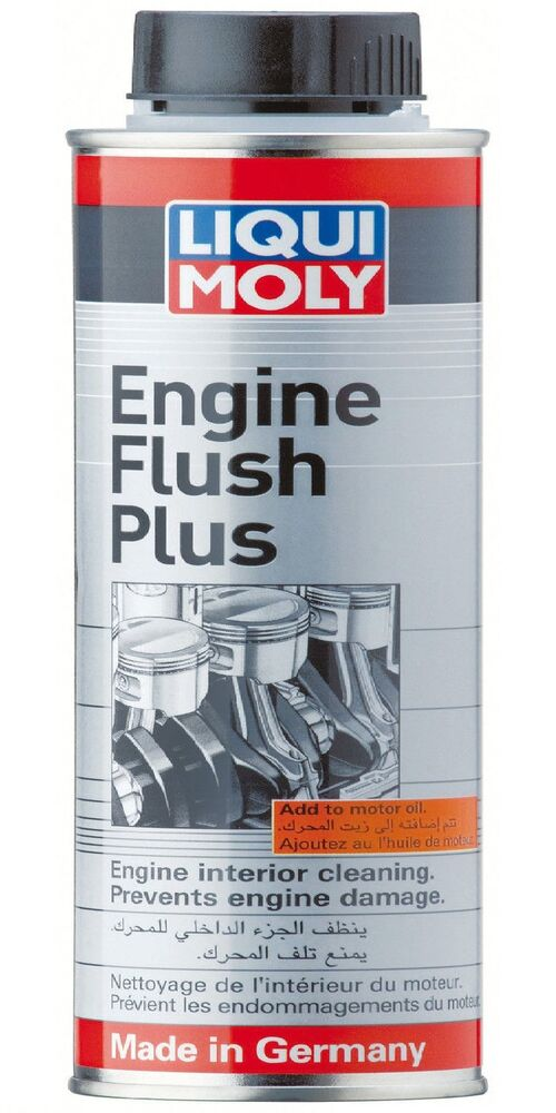 liqui moly petrol and diesel engine flush plus 300ml german technology 8374 ebay. Black Bedroom Furniture Sets. Home Design Ideas