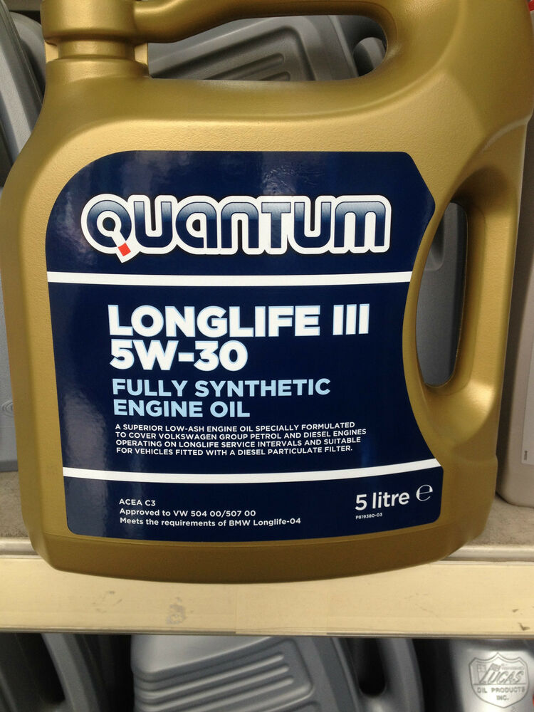 quantum longlife 3 5w 30 fully synthetic engine oil 20. Black Bedroom Furniture Sets. Home Design Ideas