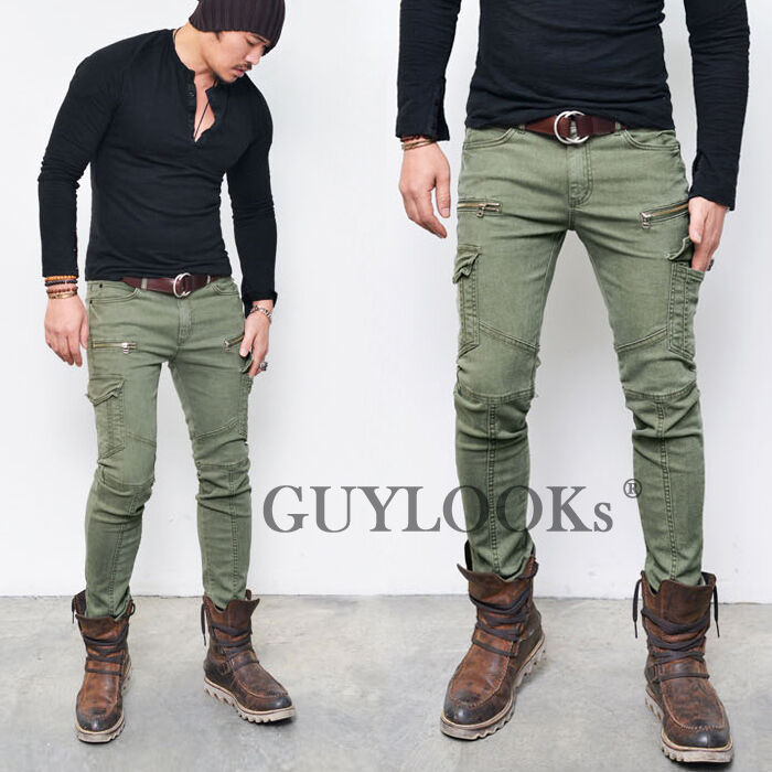 Discover the latest styles of cargo pants for men with ASOS. Explore the range of cargo pants, khaki pants to black cargo pants. Shop now at ASOS.