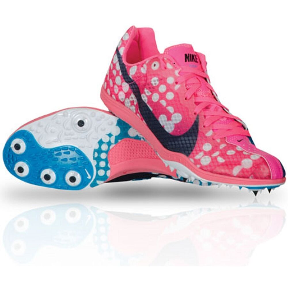 New Red-Blue Kids, Girls Track Spikes Women's Many Sizes ...