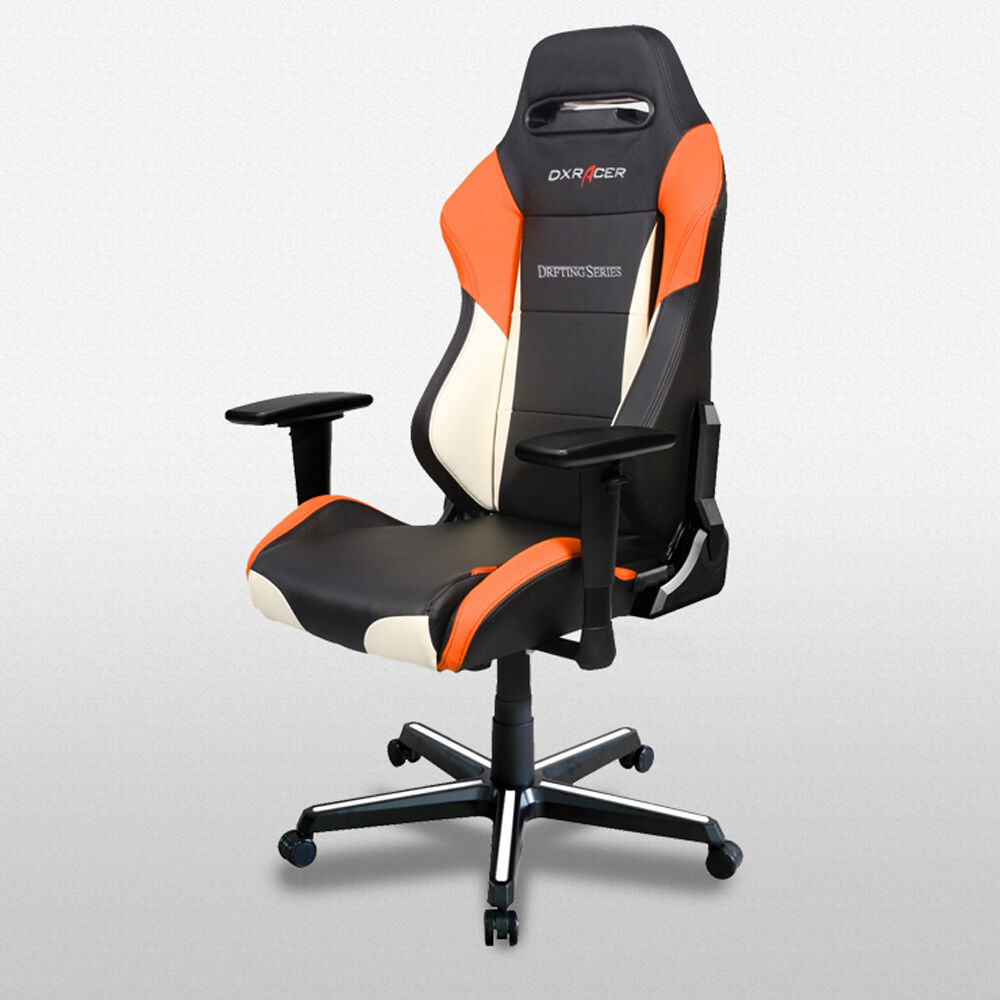 DXRacer Office Chairs DM61NWO PC Game Chair Racing Seats  : s l1000 <strong>Zebra</strong> Office Chair from www.ebay.co.uk size 1000 x 1000 jpeg 96kB