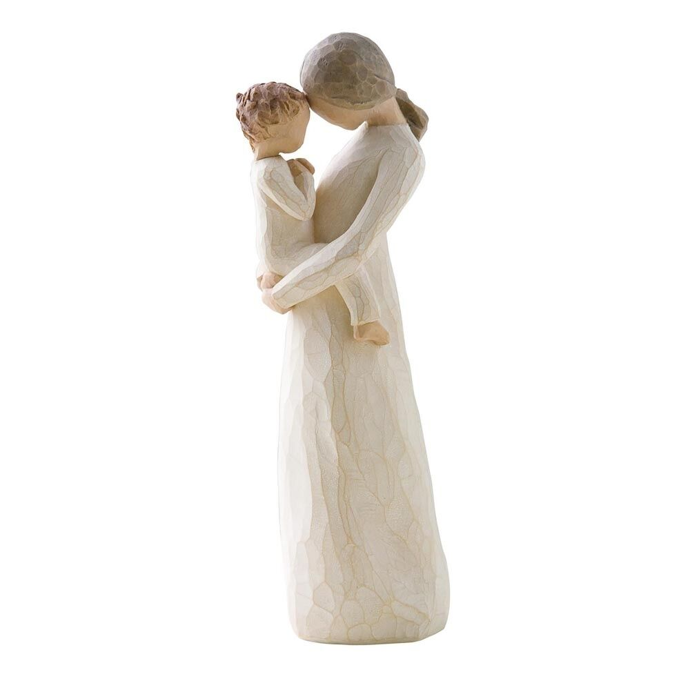 new boxed willow tree figurine baby child 39 tenderness. Black Bedroom Furniture Sets. Home Design Ideas