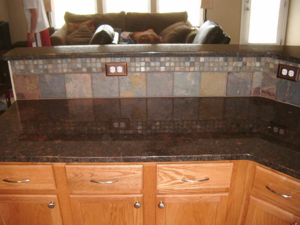 Peel And Stick Granite Countertops : Instant peel n stick granite counter top vinyl overlay