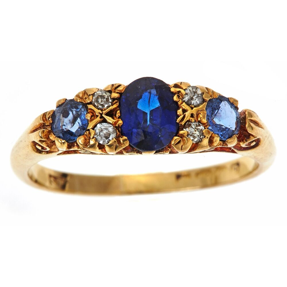 Antique Victorian Rings For Sale