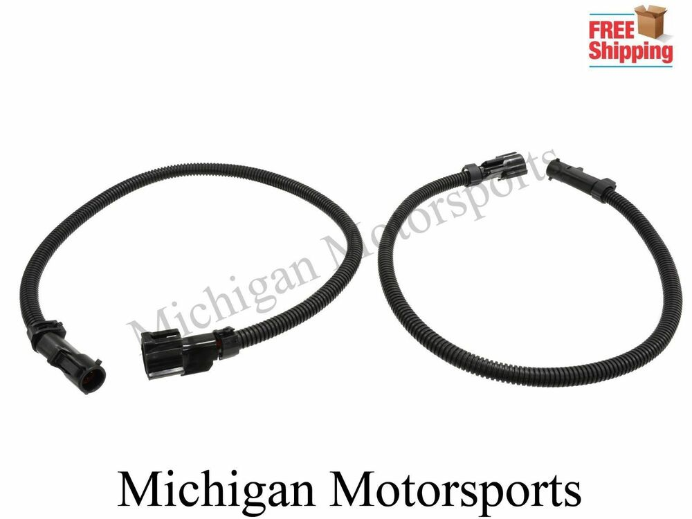 mustang 02 oxygen sensor 24 u0026quot  extension wire harness 1987