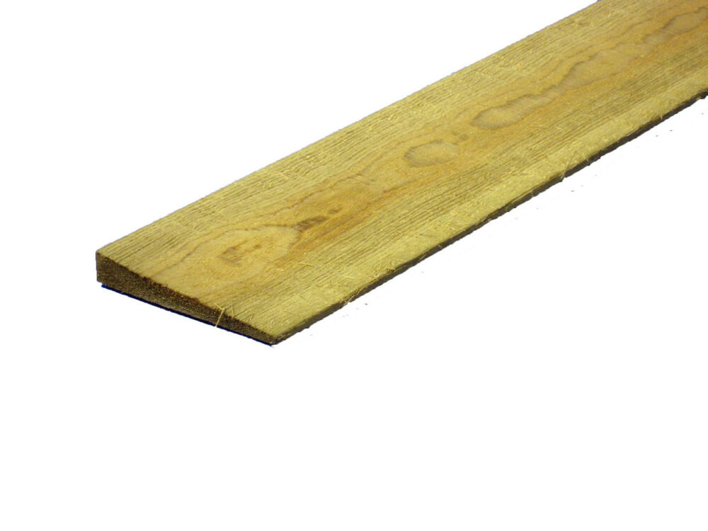 Pack feather edge close boards fencing wood