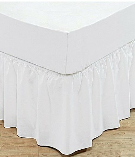 platform base valance divan trim percale cotton blend 3 39 0