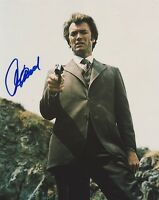 Clint Eastwood Rare Authentic Signed Autograph, Dirty Harry, AFTAL Dealer