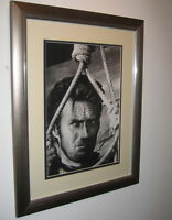 "Clint Eastwood Signed 16""x12"" Autograph, The Good, The Bad, and The Ugly, AFTAL"