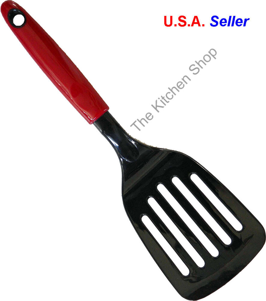 Turner Red Food Flipper Spatula Kitchen Tools Amp Gadgets