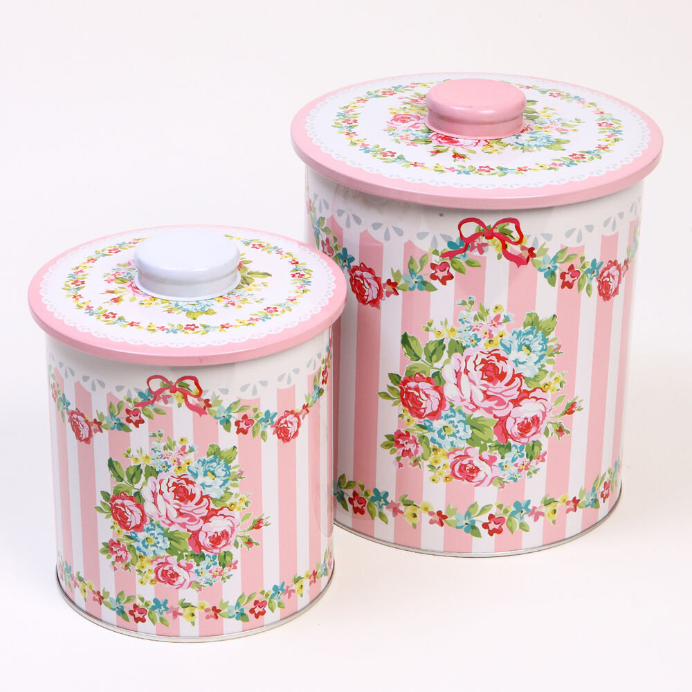 Chic Floral Set Of 2 Nesting Storage Tins Pink Vintage Tea. Kitchen Floor Plan Designer. Beautiful Kitchen Floors. Kitchen Colors For Dark Wood Cabinets. Design Kitchen Floor Plan. Black Kitchen Cabinets What Color On Wall. Kitchen Sink Granite Countertop. Kitchen Wall Color Schemes. Kitchen Counters And Backsplash