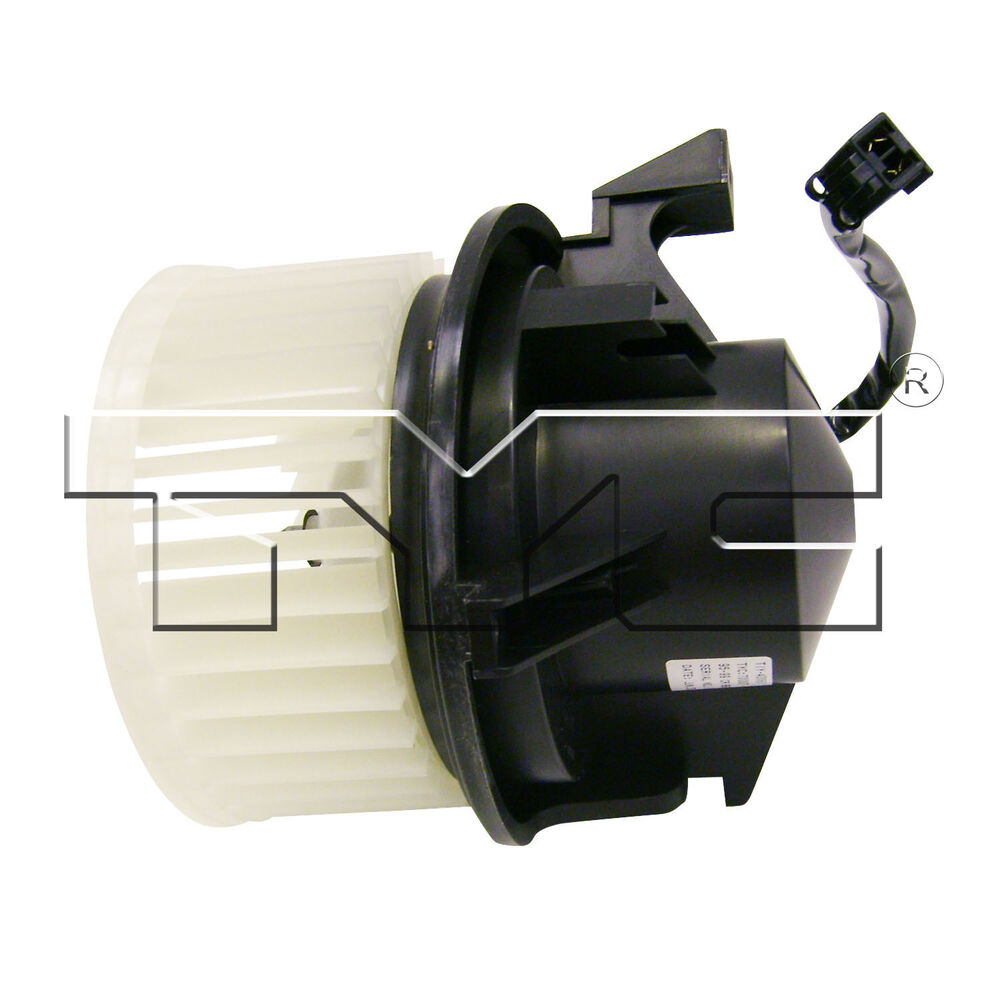 Hvac Blower Motor Ac Condenser Blower Assembly Front Tyc