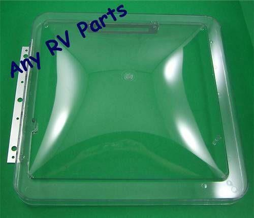 Fan Tastic Fantastic Roof Vent Replacement Lid Clear 1020