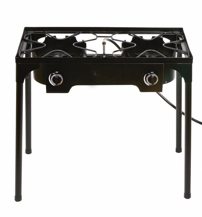 High Pressure Gas Stove : Propane stove burner gas outdoor portable camping bbq