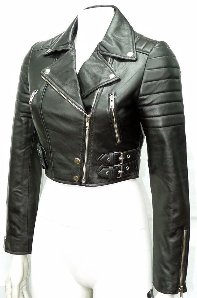 Short black jackets women