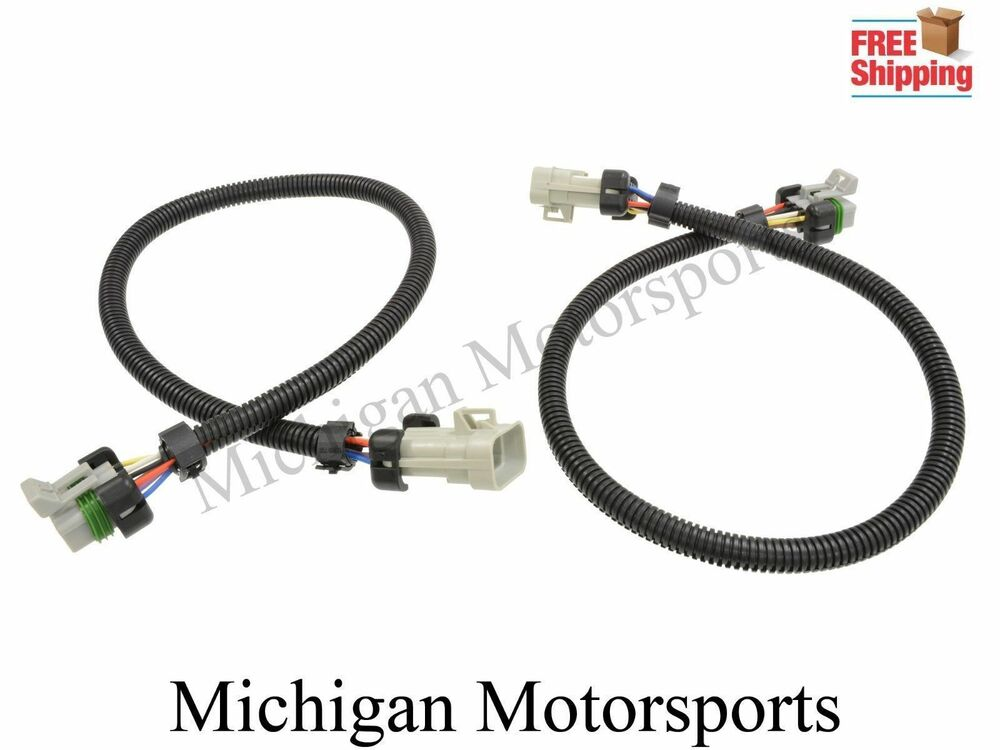 Ls3 Coil Wiring Harness : Ls coil extension harness relocation quot pair also fits