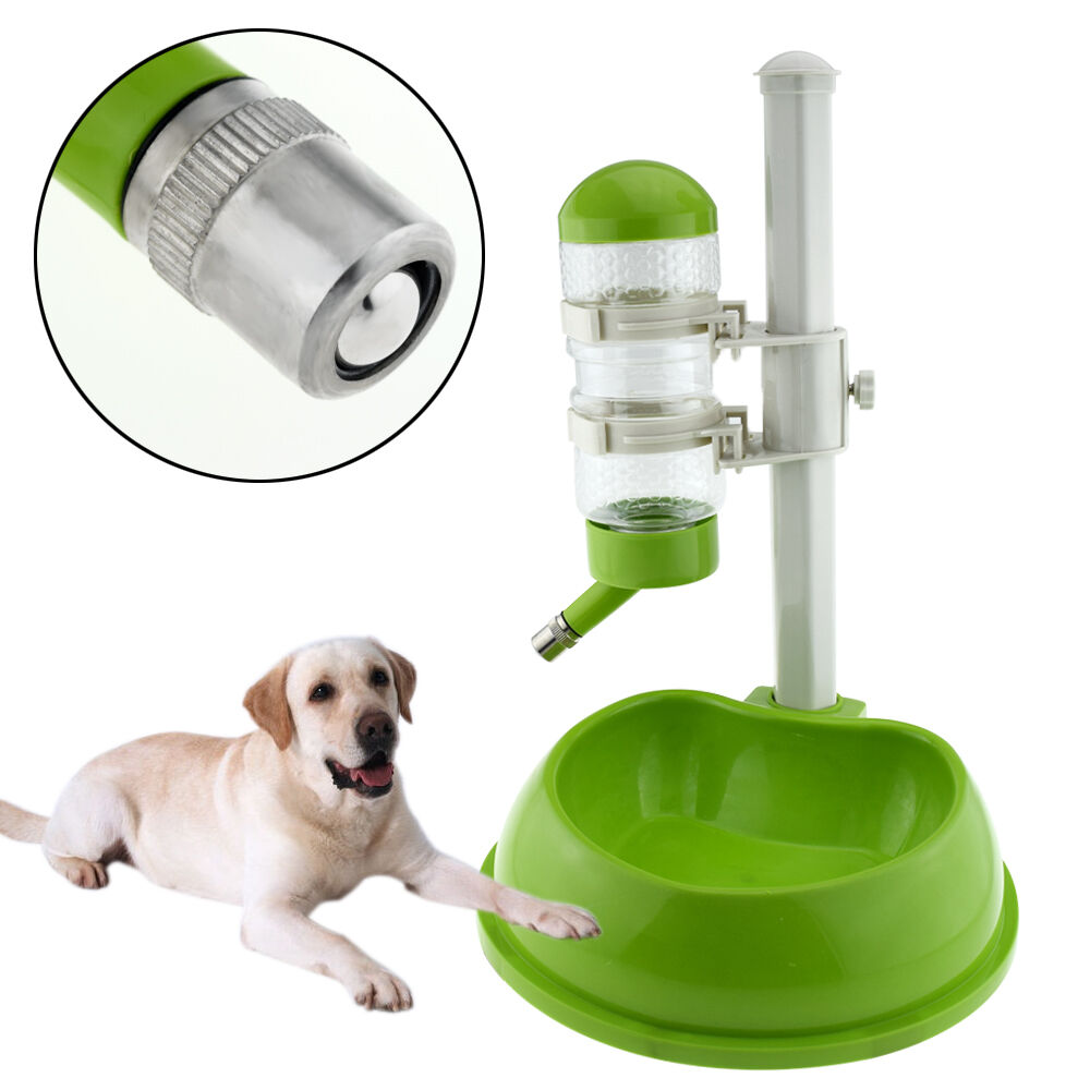 Large Dog Food And Water Dispenser