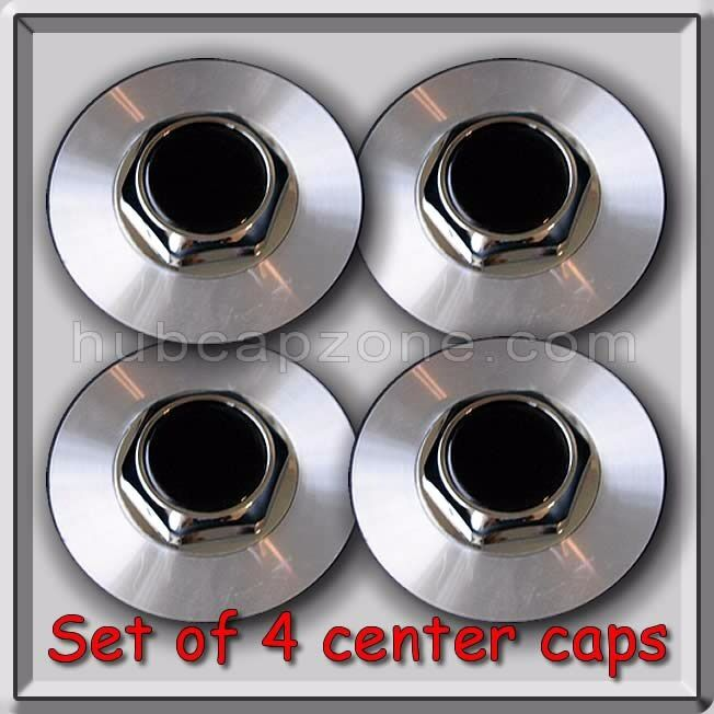 Chevy Malibu Hubcaps Set 4 Center Caps Hubcaps for 1997-1999 Chevy, Chevrolet ...