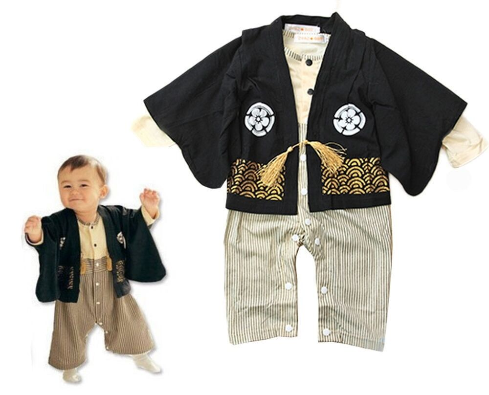 Babies' `miyamairi' kimono and children's 'Shichi-go-san'(it is literally seven, five, three) kimono have beautiful embroidering or pattern dyeing. Especially for baby boys, parents often .