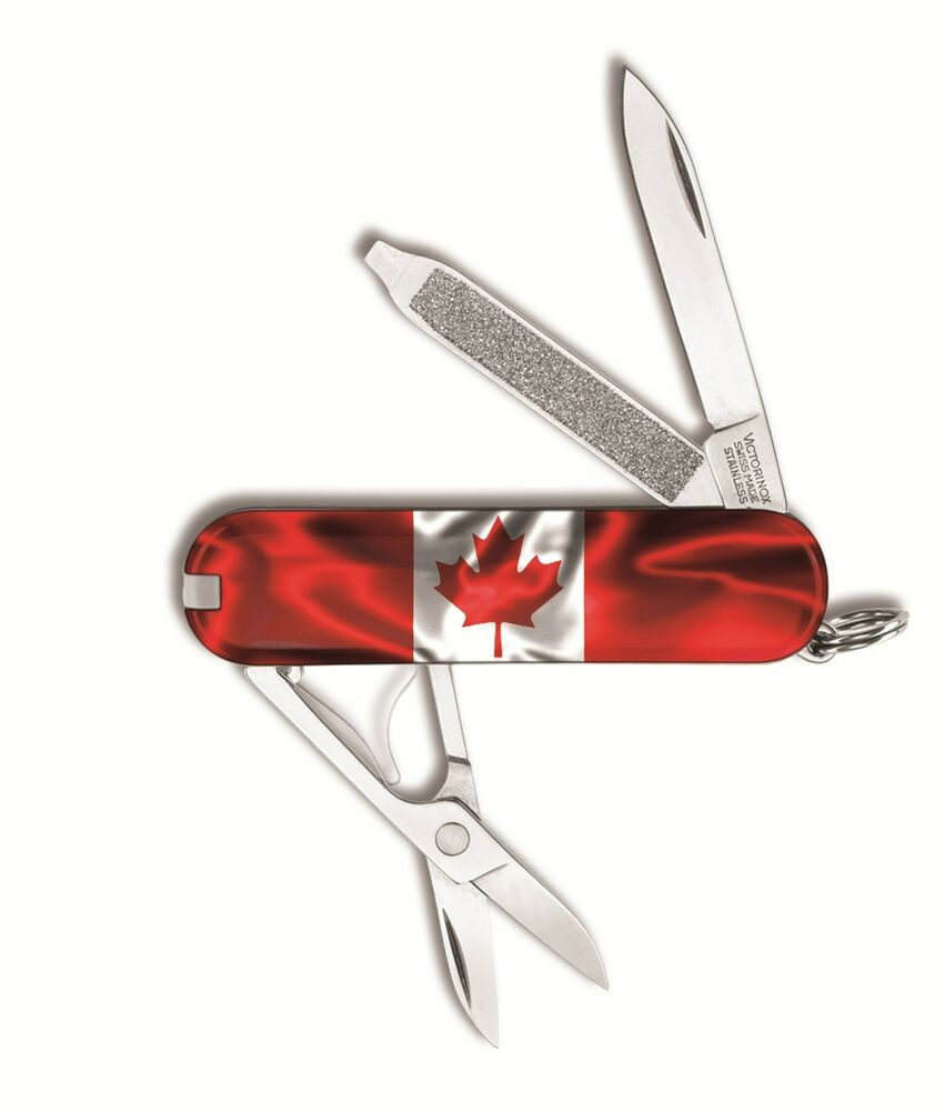 Victorinox Swiss Army Keychain Knife Classic Limited Ed