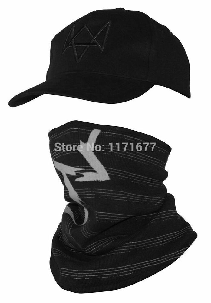Watch Dogs Hat And Mask Ebay
