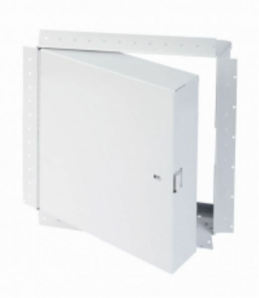 Drywall Access Panel With Door : Cendrex pfi gyp fire rated insulated access door with
